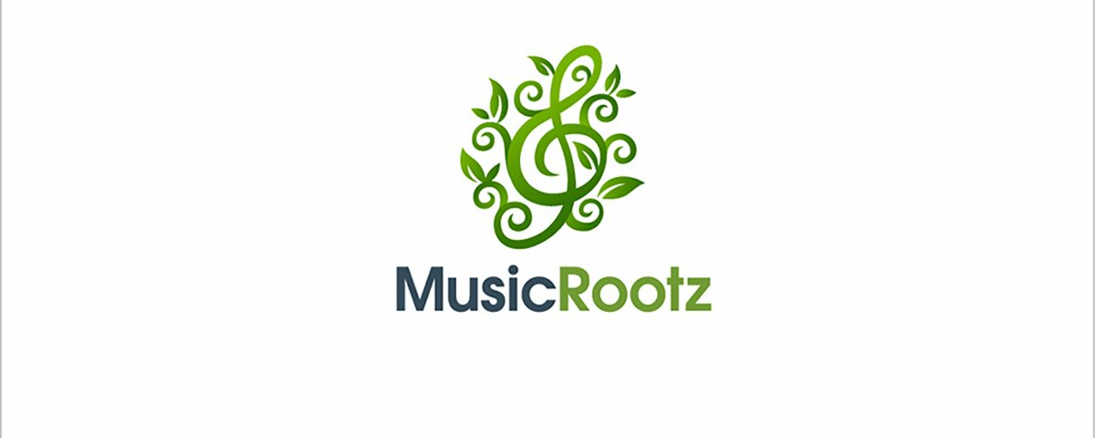 Music Rootz Campaign Logo Design