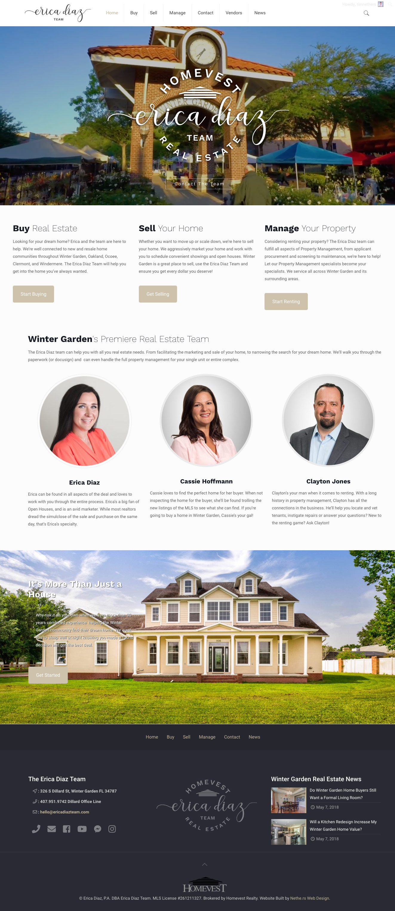 Responsive Website Design for Realtors