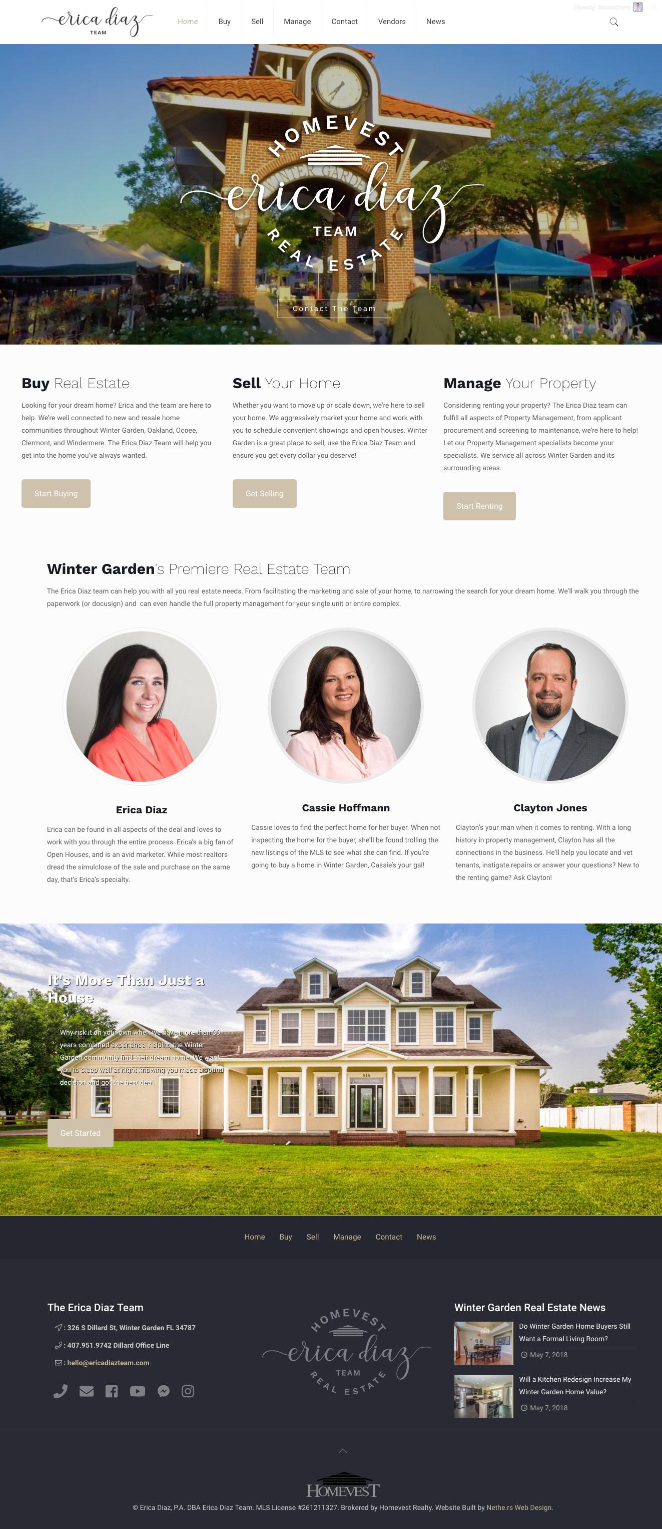 Responsive Website Design for Realtors