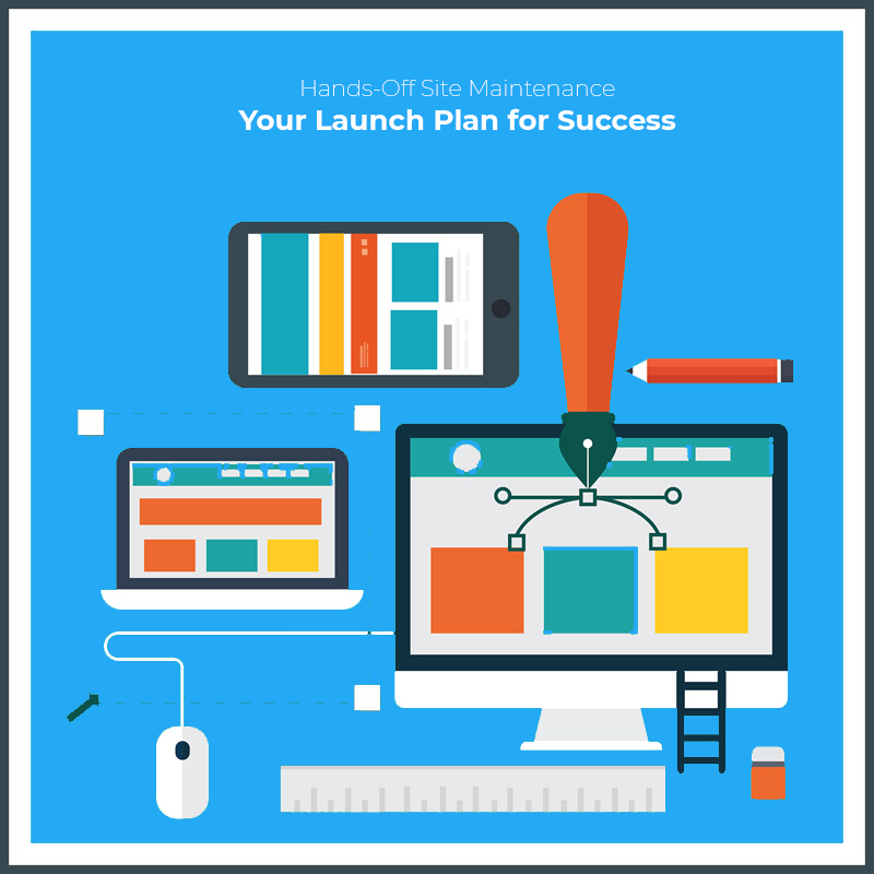 Launch Plan with Dedicated Wordpress Maintenance